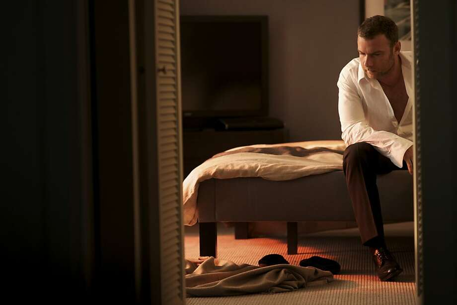 """Liev Schreiber plays Ray Donovan, a Hollywood """"fixer,"""" in Showtime's riveting new drama """"Ray Donovan."""" Schreiber's minimalist performance is brilliant as a lawyer who can take care of everyone but those who are closest to him. Photo: Suzanne Tenner, Showtime"""