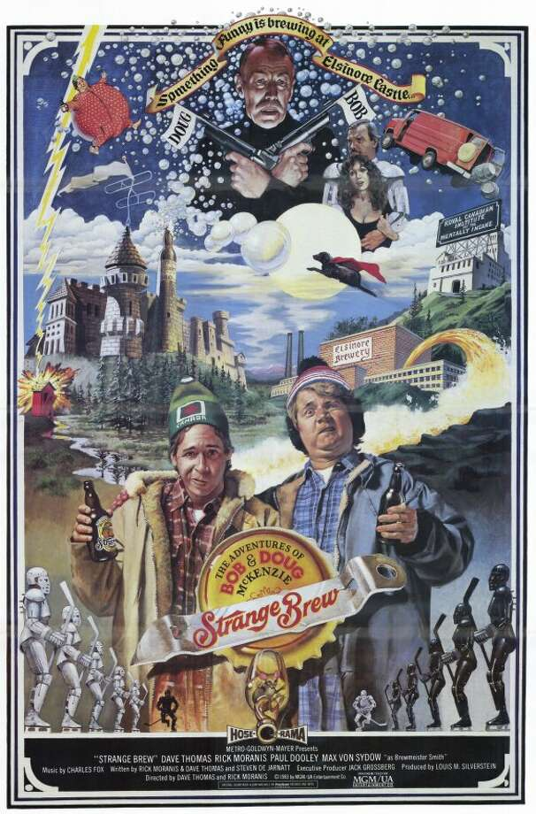 It's a cult classic, eh? The beer-swilling Bob and Doug McKenzie would fit in well with today's beer snobs.