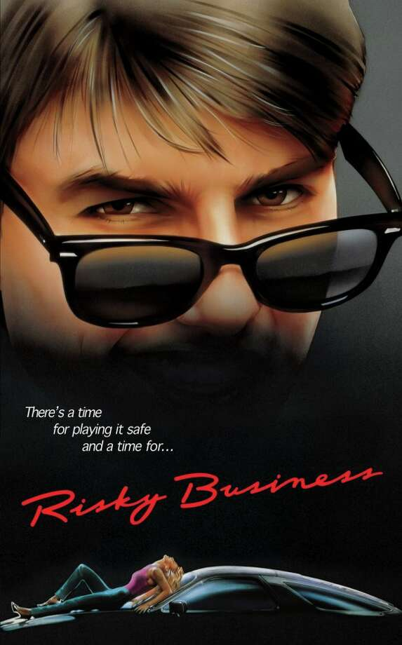 Everything about Risky Business is amazing, from the Tangerine Dream score, baby Tom Cruise, Guido the Pimp, and a comely Rebecca De Mornay as a hooker with (almost) a heart of gold.