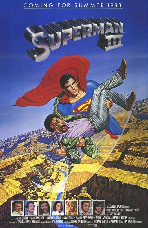 It's not the worst Superman movie, but it comes close.