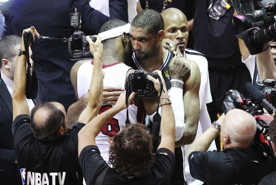 Game 7 vs. Miami: 24 points, 12 rebounds in 43 minutes - @Heat 95, Spurs 88