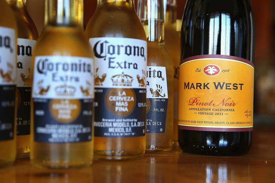 Beer and wine expected to lift Constellation Brands' spirits. Photo: Scott Olson, Getty Images