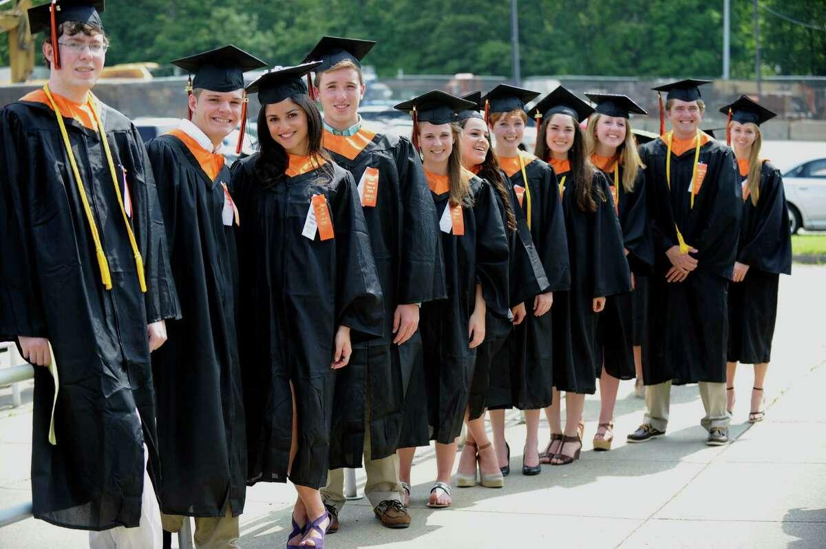 10. Ridgefield Academics: A+Health & Safety: AStudent culture & Diversity: C-Source: Niche