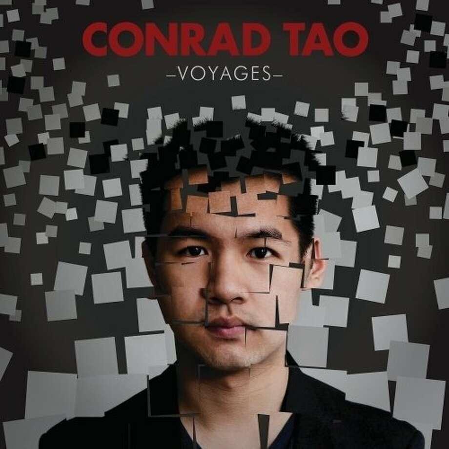 Conrad Tao CD cover Photo: EMI Classics