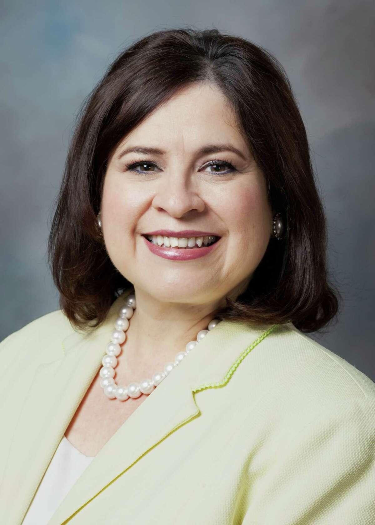 Sen. Leticia Van de Putte, a Democrat, represents District 26, which includes parts of San Antonio and Bexar County.