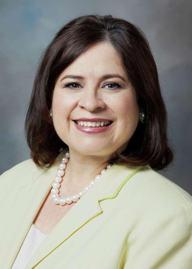 Sen. Leticia Van de Putte, a Democrat, represents District 26, which includes parts of San Antonio and Bexar County. Photo: Don Kinley, Courtesy Photo / Texas Senate Media Services