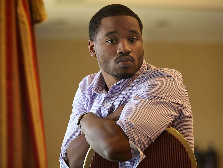 Writer-director Ryan Coogler didn't grow up dreaming about becoming a filmmaker, but he has been writing since boyhood. Photo: Liz Hafalia, The Chronicle