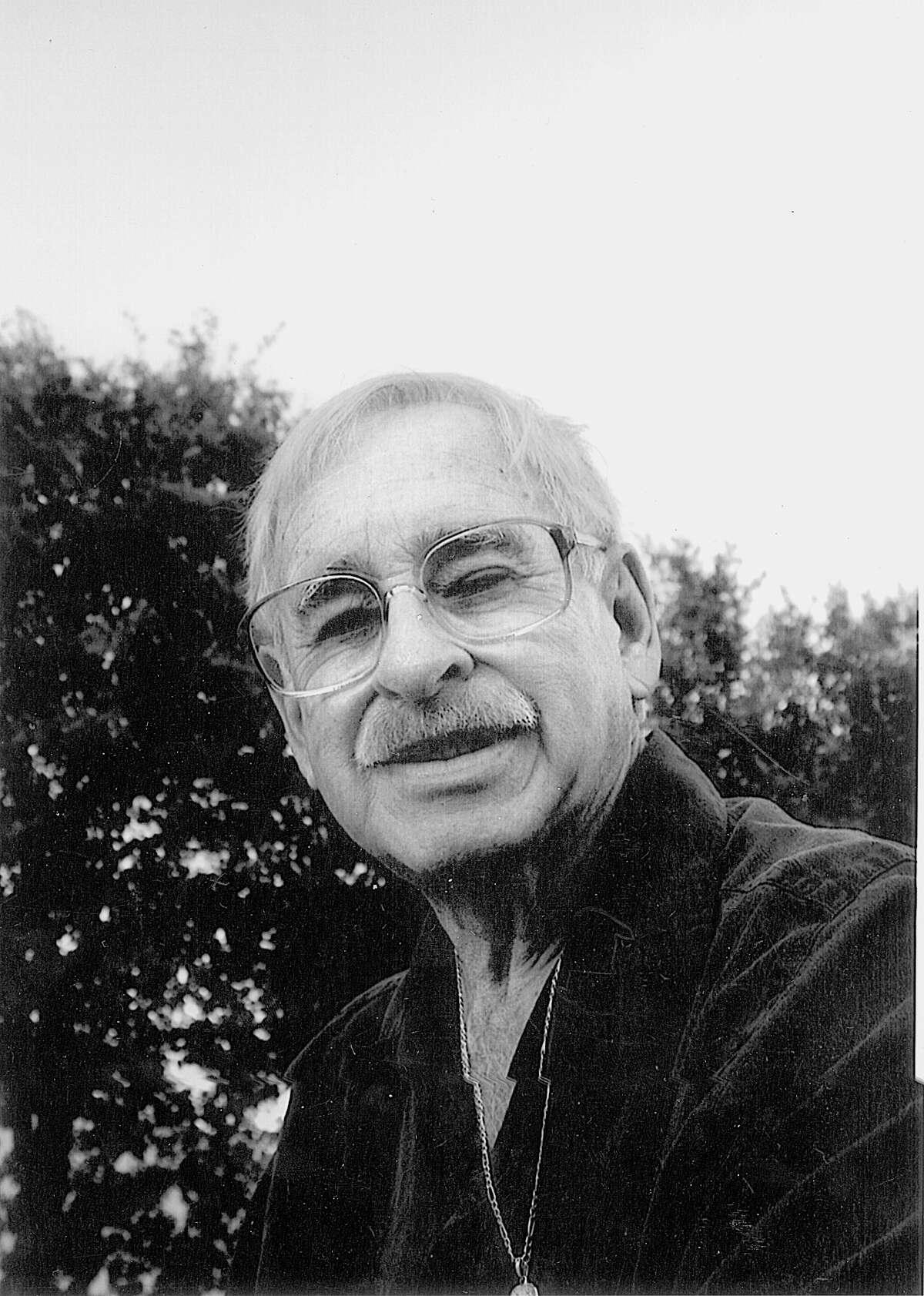 Poet Daniel San Miguel Jr.