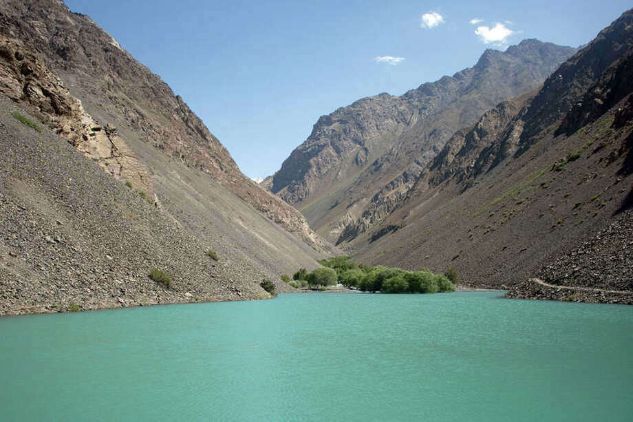 Known as Mountains of the Pamirs, Tajikistan's Tajik National Park covers more nearly 6.2 million acres with more than 400 lakes.