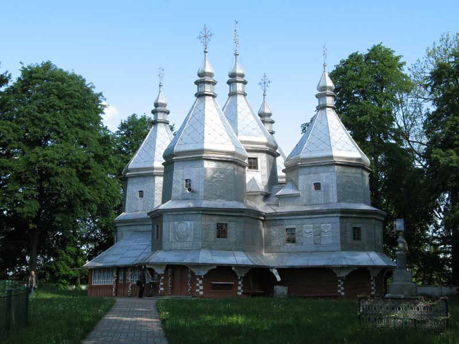 Sixteen tserkvas - (churches),  built of horizontal wooden logs between the 16th and 19th centuries by Eastern Orthodox and Greek Catholic communities in the Carpathian region, now give both Poland and Ukraine World Heritage Site bragging rights. Photo: National Heritage Board Of Poland / National Heritage Board of Poland