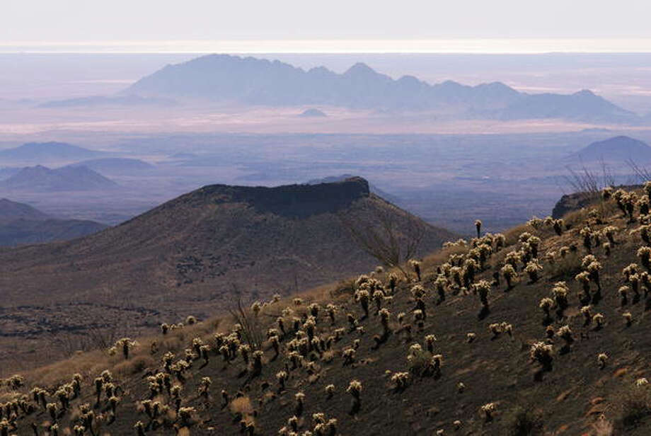 Mexico's 1.8-million acre El Pinacate and Gran Desierto de Altar Biosphere Reserve was inscribed for its unique geography and highly diverse plants and wildlife, among other aspects.