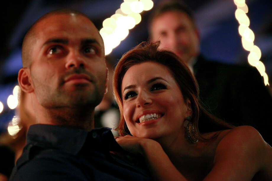 W.P. and E.P.: Tony Parker and Eva Longoria, filed Oct. 19, 2010. Photo: LISA KRANTZ, SAN ANTONIO EXPRESS-NEWS / SAN ANTONIO EXPRESS-NEWS