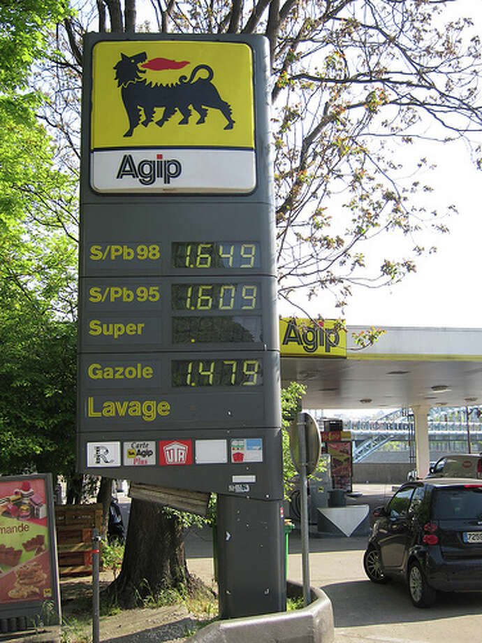No. 5 -- France, $8.52  The price of French gas climbed 1.6 percent from the previous quarter. Still, with high incomes and low rates of gas consumption, the French spend a relatively small proportion of their paychecks fueling up. Photo: Waitscm, Flickr