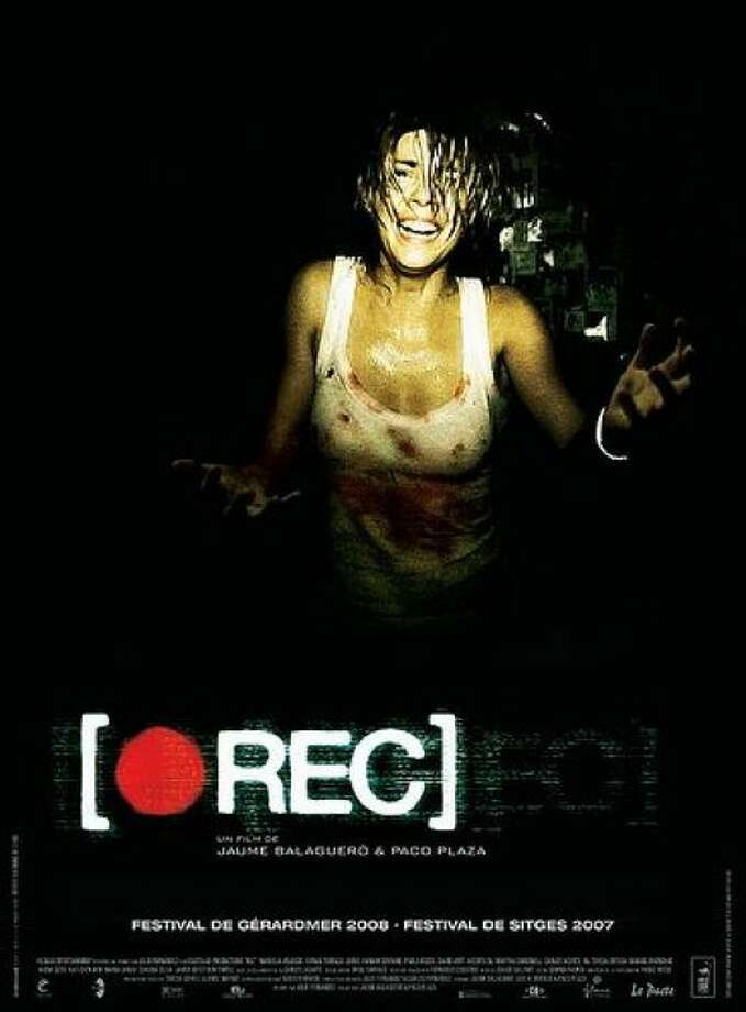"""Zombies No. 10 """"[Rec]"""" (2007) This Spanish film grossed $32.5 worldwide."""