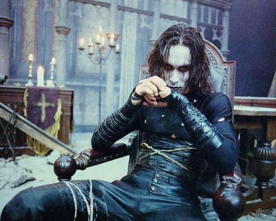 """Zombies No. 7 """"The Crow"""" (1994) $50.7 million"""