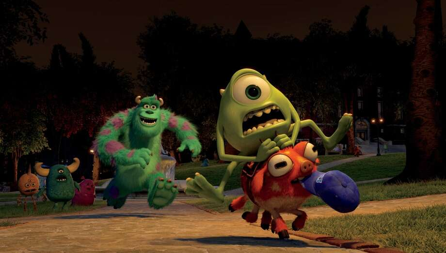 Now for the top 10 Pixar films, as rated by IMDB readers. 