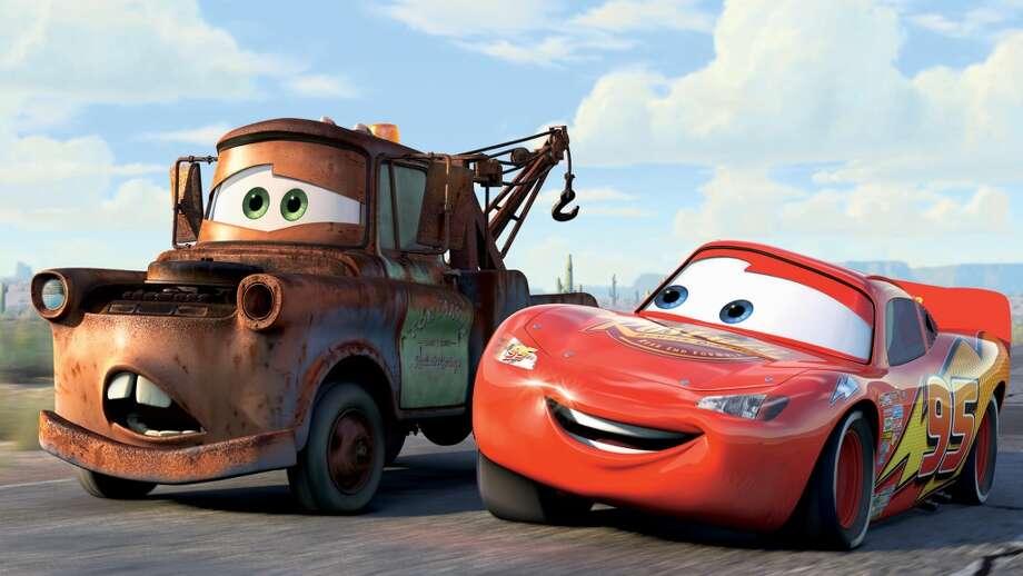 "Pixar No. 10 ""Cars"" (2006) $244 million"
