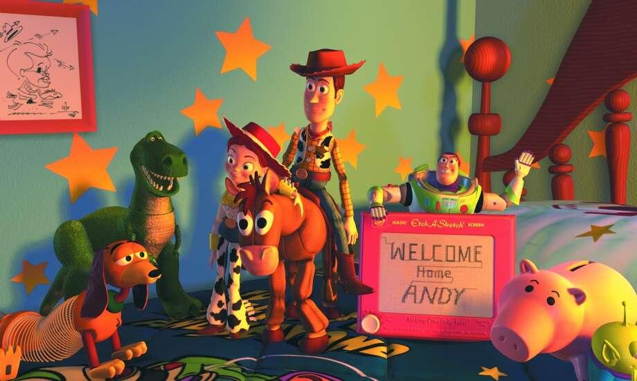 "Pixar No. 9 ""Toy Story 2"" (1999) $245.9 million"