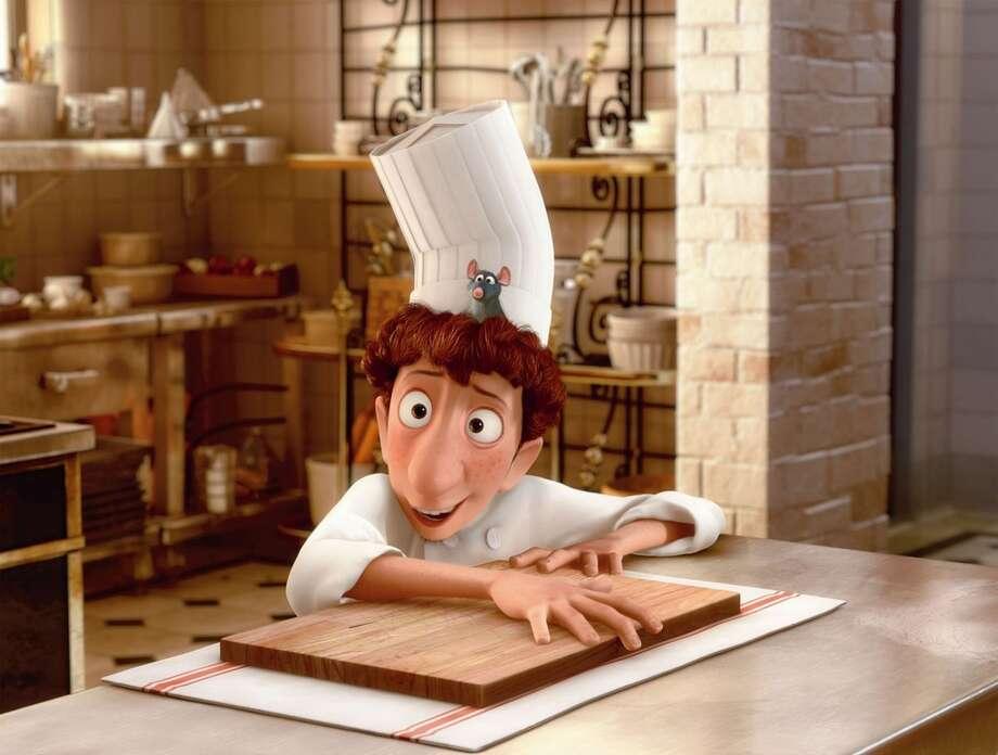 "Pixar No. 8 ""Ratatoille"" (2007) $206.4 million"