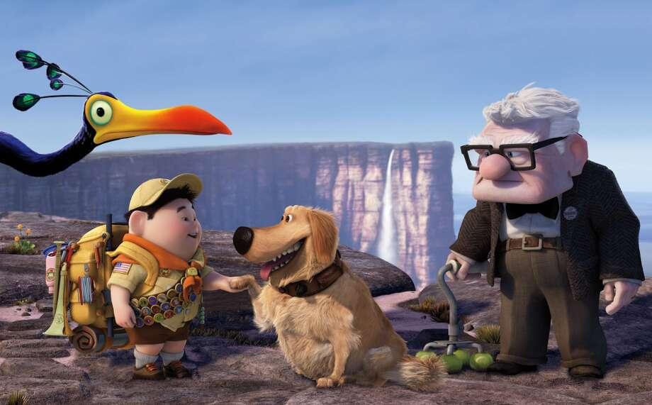 """Pixar No. 4 """"Up"""" (2009) $293 million"""