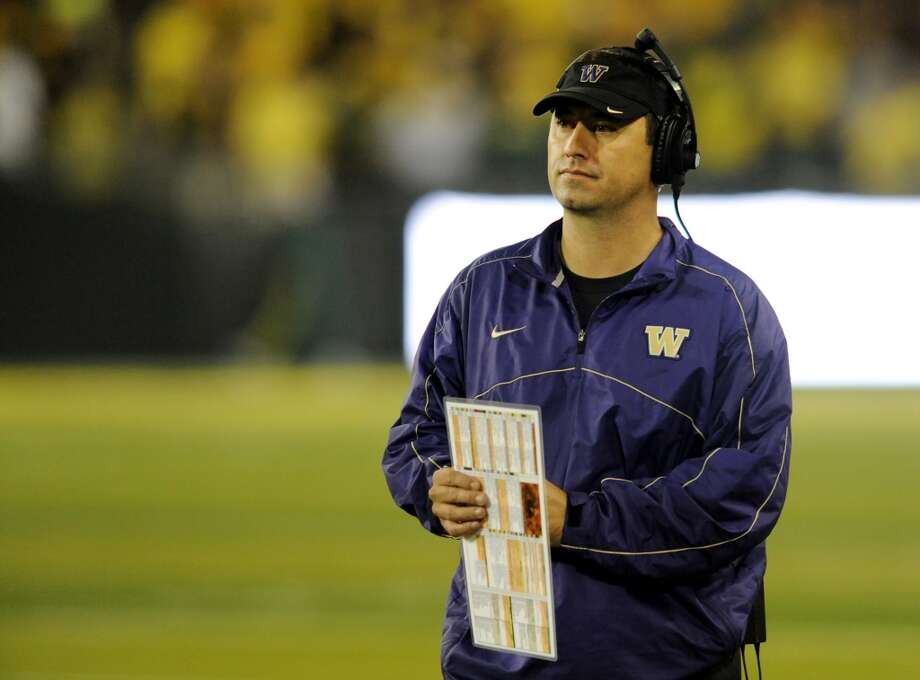 2. Can 'Seven-win Steve' produce a conference contender?Steve Sarkisian built up plenty of equity with the Huskies after immediately turning around a team that had previously gone winless, leading UW to a five-win season in his first year with the team in 2009. Now in his fifth year at Washington, Sarkisian has yet to see anything better than a seven-win season as head coach, garnering him the nickname ''Seven-win Steve.'' While his seat is far from hot, Sarkisian will be a key factor in determining if this team has the legs to win big in 2013.