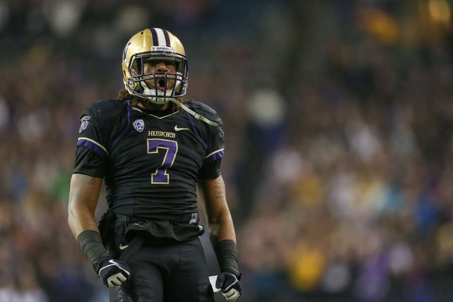 5. Will Shaq Thompson thrive in his new role as a linebacker?After playing the team's nickelback position last season as a freshman, Shaq Thompson moves to linebacker in 2013, where he'll look to improve upon his dominant freshman season. The former five-star recruit came to Washington as a a defensive back, but his athleticism and versatility have allowed the Huskies to experiment with Thompson on at linebacker. He could play a major role stopping the run and adding pass-rush in 2013.