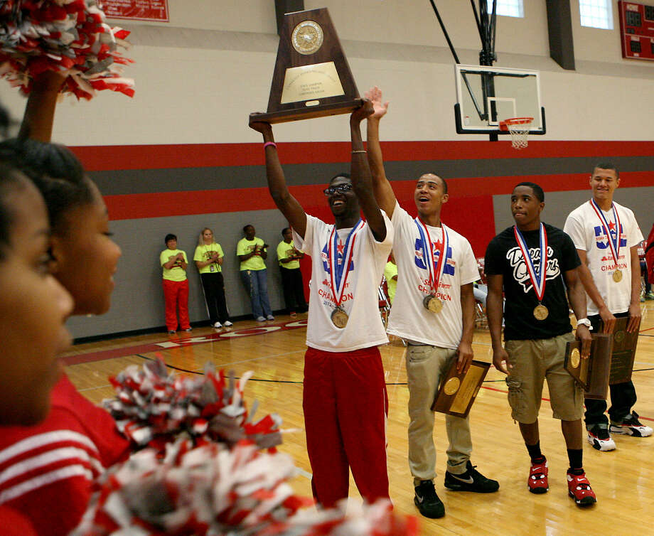 Judson brought home the area's first boys state track and field title since Wheatley won it all in 1969. Photo: Cynthia Esparza / For The Express-News