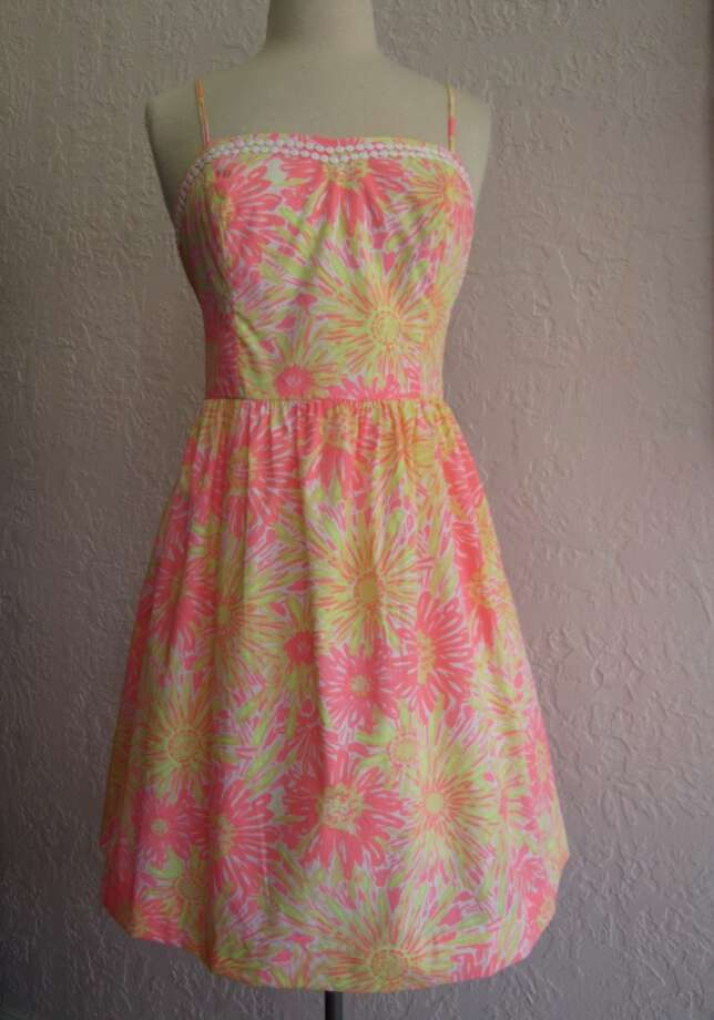 Bethany  dress, Lilly Pulitzer, Bella Bella, Beaumont, $188