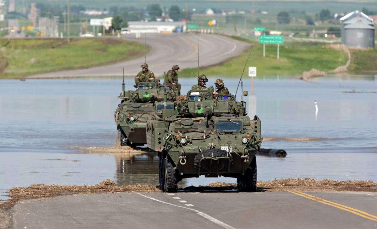 Rivers receding in Calgary; 3 dead in floods