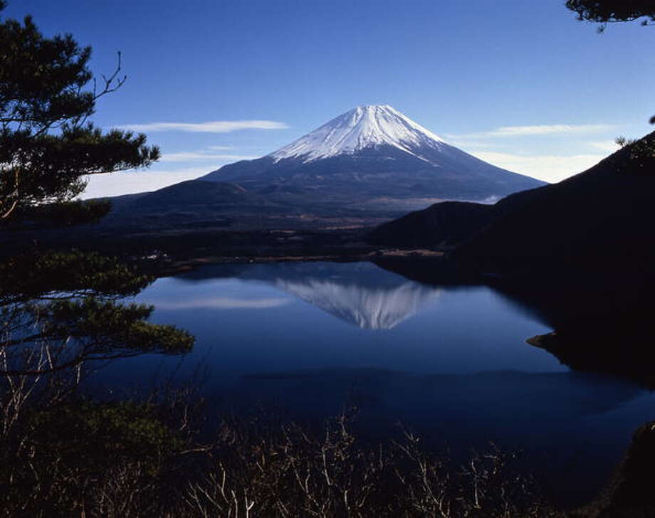 In  the 12th century, Fujisan became the centre of training for ascetic Buddhism, which included Shinto elements, the UNESCO World Heritage Site inscription notes.