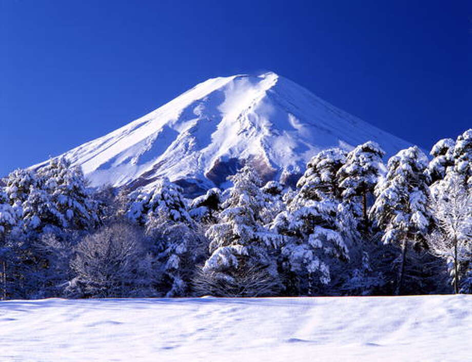The beauty of the solitary, often snow-capped, stratovolcano, known around the world as Mount Fuji,has long inspired artists and poets, earning it a spot on UNESCO's list of World Heritage Sites.