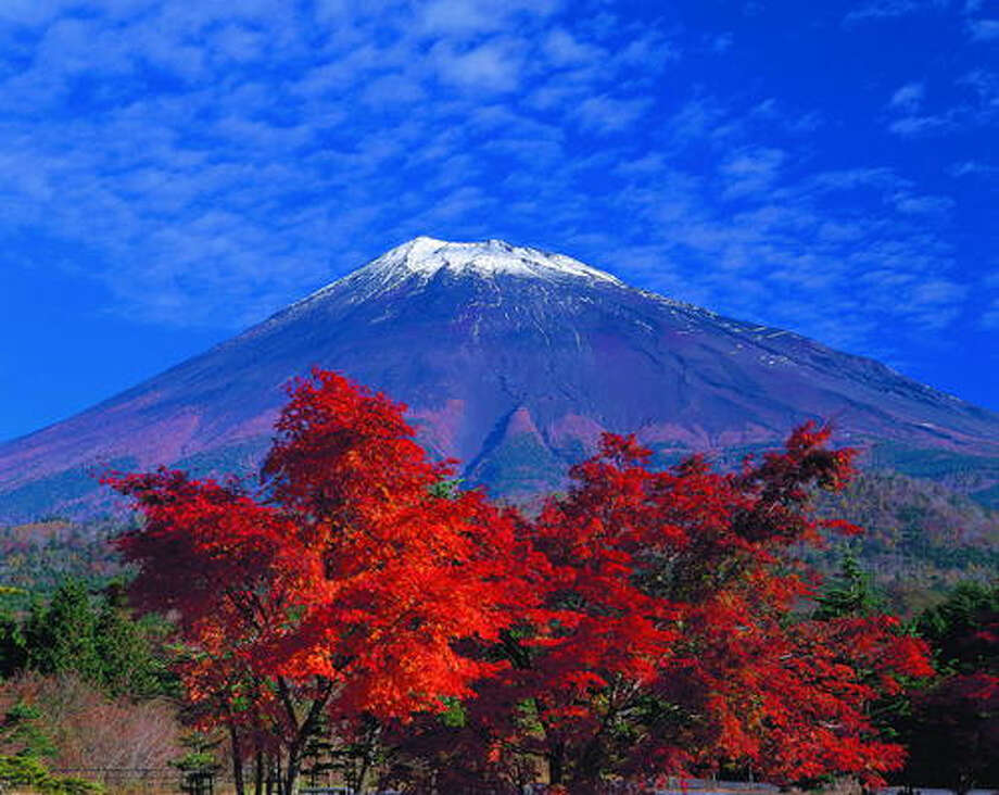 According to UNESCO, Mount Fuji's  representation in Japanese art goes back to the 11th century but 19th century wood block prints made it an internationally recognized icon of Japan.