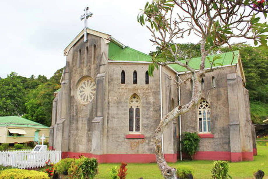 Levuka Historical Port Town is Fiji's first inscription on UNESCO's list of  World Heritage Sites.