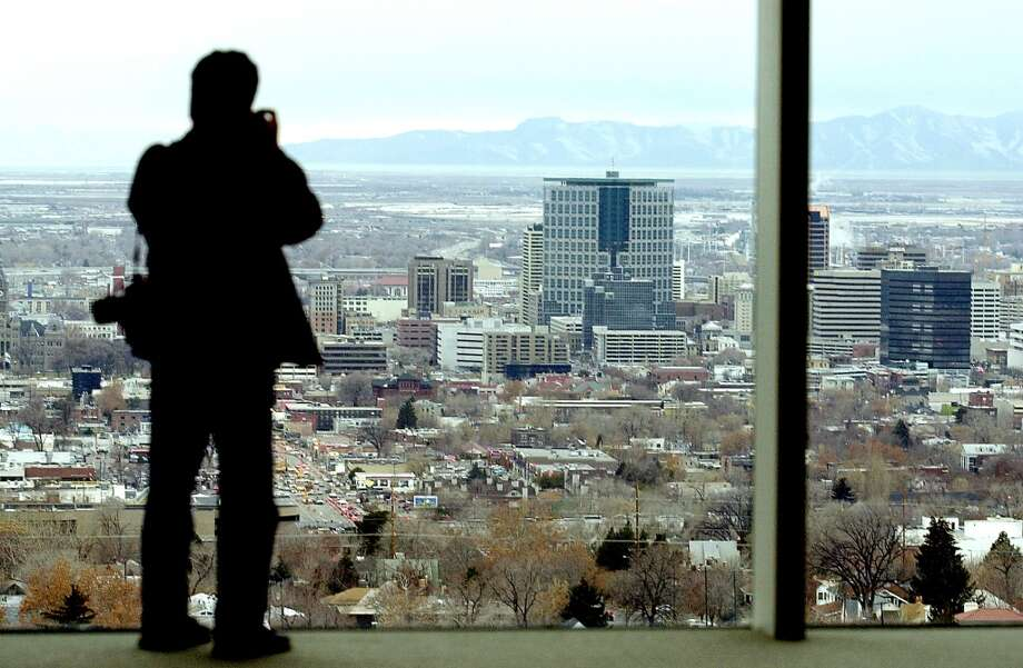 According to Business Insider ...Salt Lake City is the #6 U.S. metro with the most number of men living alone per women living alone (1.21)
