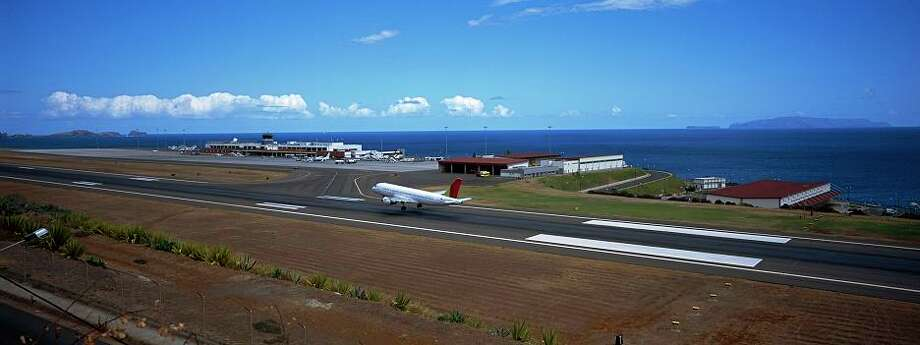 Madeira International Airport