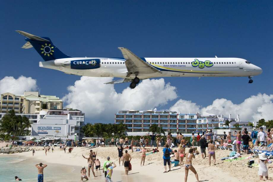 Princess Juliana International Airport (Saint Martin)