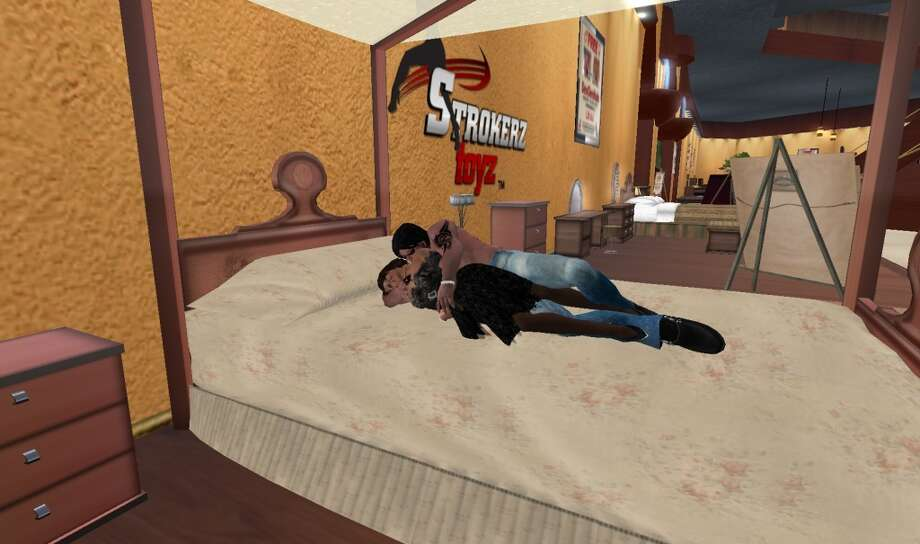 From 2009: Second Life user Kevin Alderman, of Lutz, Fla., created the very interactive bed, which enabled avatars to engage in a range of activities (cuddling, more). But when another user started selling copies, Alderman hired real-life lawyer Francis Taney, who tracked down the real person behind the bed-copying avatar and secured a consent judgment from Florida's U.S. District Court ordering him to quit.