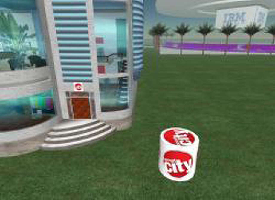 In December 2006, the brick-and-mortar electronics chain Circuit City announced it would open a virtual store on in Second Life. Ran on: 12-16-2006 Photo: Linden Lab, SFC / Chronicle