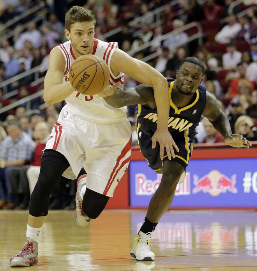 Chandler Parsons  Draft year: 2011 Drafted by: Houston Rockets Overall selection: No. 38 School: Florida