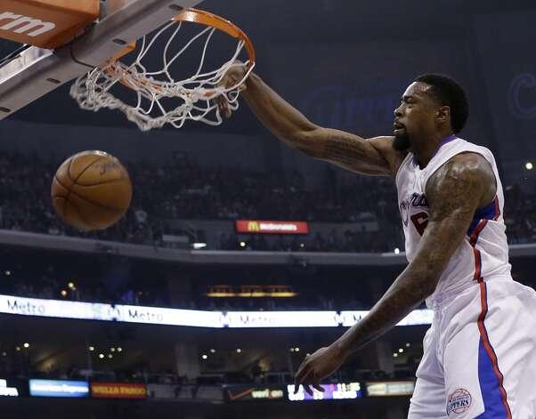 NBA All-Star DeAndre Jordan played at Texas A&M.