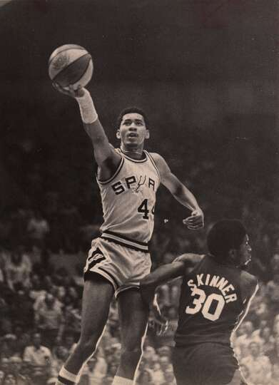 george gervin how tall