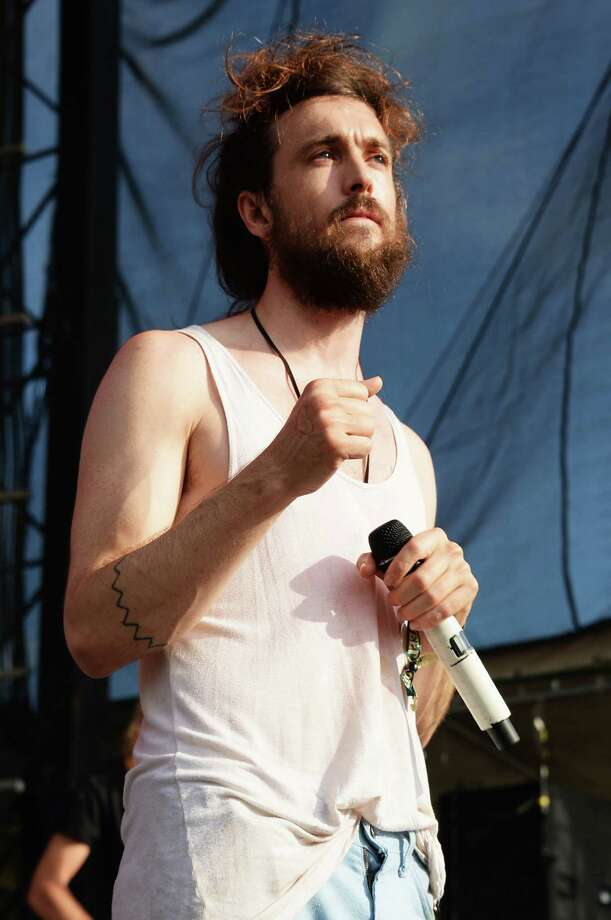 Alex Ebert of the band Edward Sharpe and the Magnetic Zeros performs onstage at the Firefly Music Festival at The Woodlands of Dover International Speedway on June 22, 2013 in Dover, Delaware. Photo: Theo Wargo, (Credit Too Long, See Caption) / 2013 Getty Images