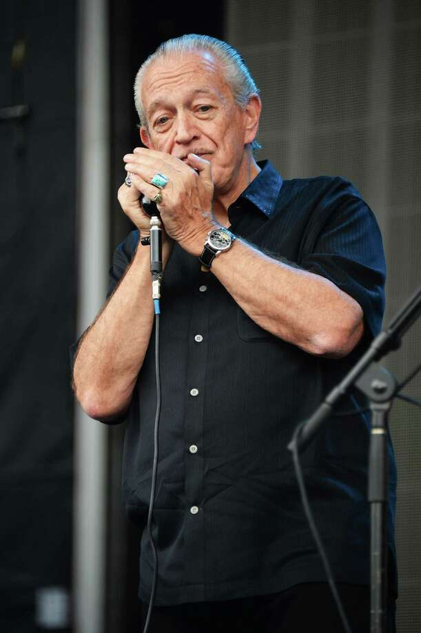 Charlie Musselwhite performs onstage at the Firefly Music Festival at The Woodlands of Dover International Speedway on June 23, 2013 in Dover, Delaware. Photo: Theo Wargo, (Credit Too Long, See Caption) / 2013 Getty Images