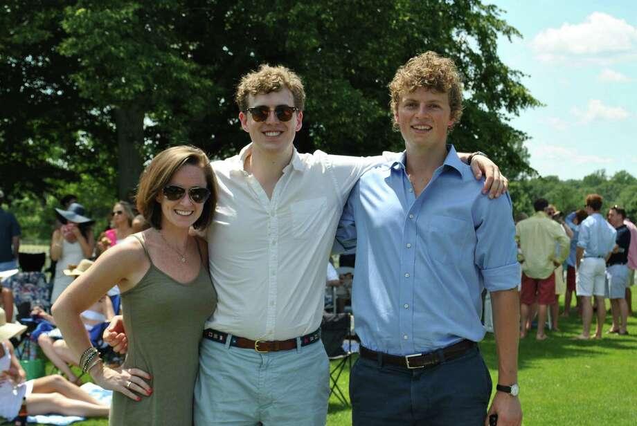 Were you SEEN at the polo match in Greenwich on June 23? Photo: Lauren Stevens, Lauren Stevens/Hearst Media Group /  Copyright © Lauren A Stevens 2013