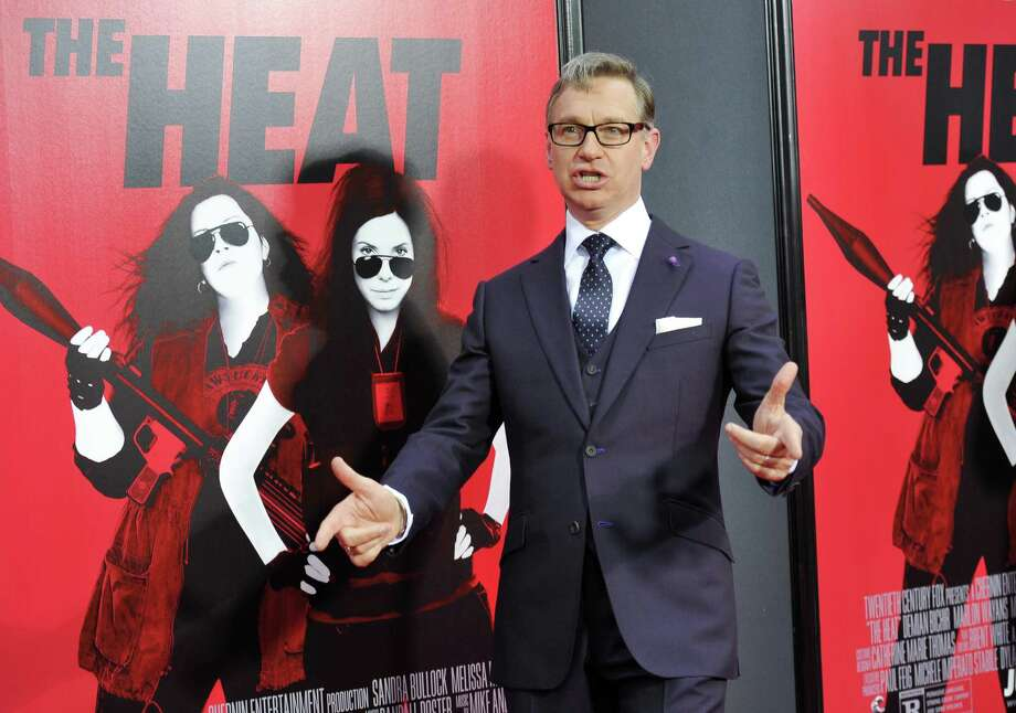 "Director Paul Feig attends ""The Heat"" premiere at the Ziegfeld Theatre on Sunday, June 23, 2013 in New York. Photo: Evan Agostini, Evan Agostini/Invision/AP / Invision"
