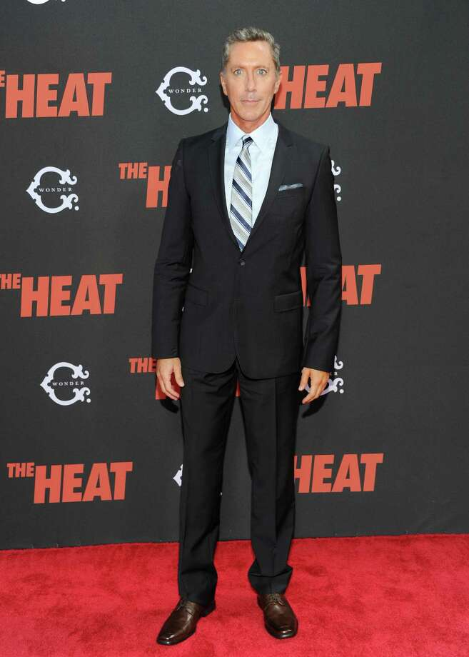 "Actor Michael McDonald attends ""The Heat"" premiere at the Ziegfeld Theatre on Sunday, June 23, 2013 in New York. Photo: Evan Agostini, Evan Agostini/Invision/AP / Invision"
