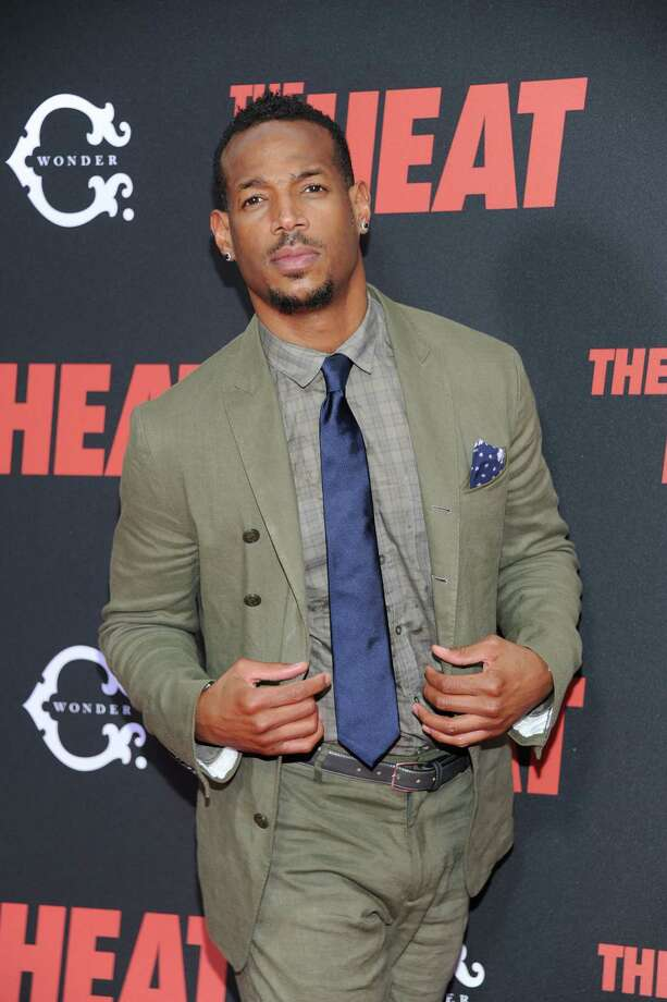 "Actor Marlon Wayans attends ""The Heat"" premiere at the Ziegfeld Theatre on Sunday, June 23, 2013 in New York. Photo: Evan Agostini, Evan Agostini/Invision/AP / Invision"