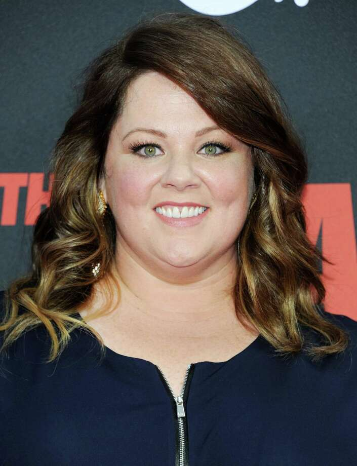 "Actress Melissa McCarthy attends ""The Heat"" premiere at the Ziegfeld Theatre on Sunday, June 23, 2013 in New York. Photo: Evan Agostini, Evan Agostini/Invision/AP / Invision"