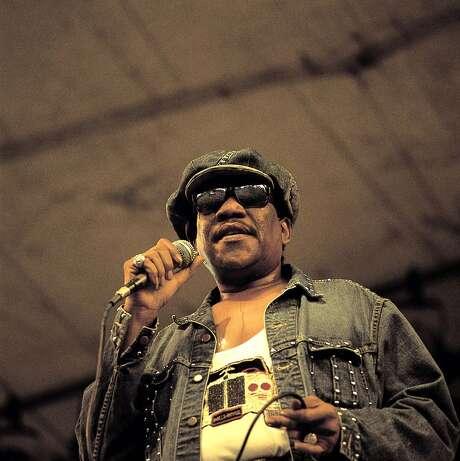 Bobby 'Blue' Bland. Photo: David Redfern, Redferns / Redferns