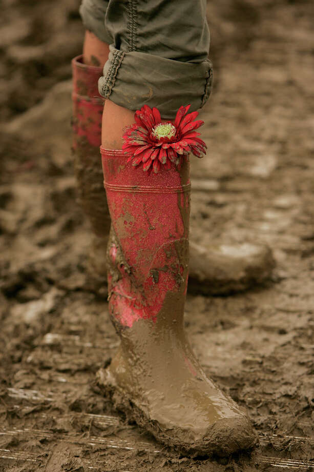 2005: Muddy Wellies. Photo: Jon Super, Redferns / Redferns